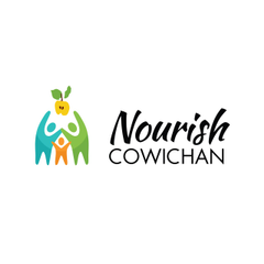 Logo of NOURISH COWICHAN SOCIETY