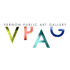 Logo of Vernon Public Art Gallery