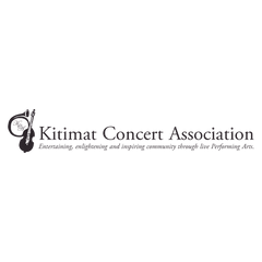 Logo of Kitimat Concert Association
