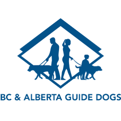 Logo of BC & Alberta Guide Dogs
