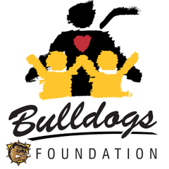 Logo of Hamilton Bulldogs Foundation