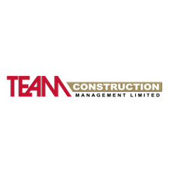 Logo of Team Construction Management Ltd.