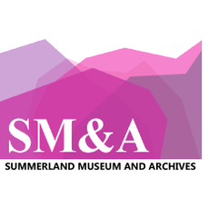 Logo of Summerland Museum and Archives Society