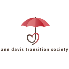 Logo of Ann Davis Transition Society
