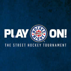 Logo of Hockey Night In Canada's Play On!