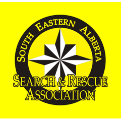 Logo of South Eastern Alberta Search and Rescue Association