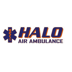 Logo of HALO Air Ambulance