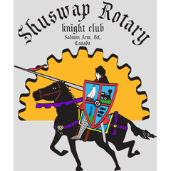 Logo of Shuswap Rotary Club