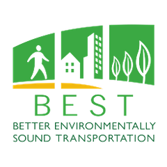 Logo of Better Environmentally Sound Transportation (BEST)