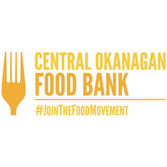 Logo of Central Okanagan Food Bank