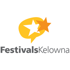 Logo of Festivals Kelowna
