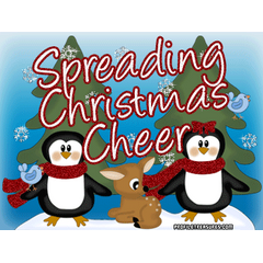 Logo of Powell River and District Christmas Cheer Committee