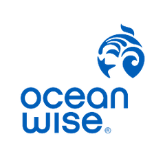 Logo of Ocean Wise Vancouver Aquarium