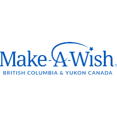 Logo of Make-A-Wish British Columbia & Yukon