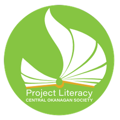 Logo of Project Literacy Central Okanagan Society