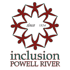 Logo of Better at Home Program inclusion Powell River Society