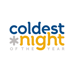 Logo of Coldest night of the year