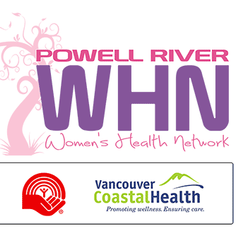 Logo of Women's Health Network - Powell River