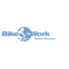 Logo of Bike to Work Week - Central Okanagan