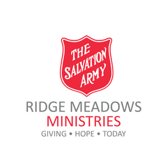 Logo of The Salvation Army Ridge Meadows Ministries