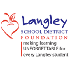 Logo of Langley School District Foundation
