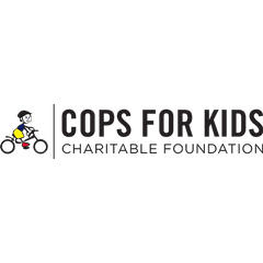 Logo of Cops for Kids Foundation