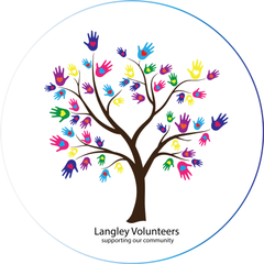 Logo of Langley Volunteers