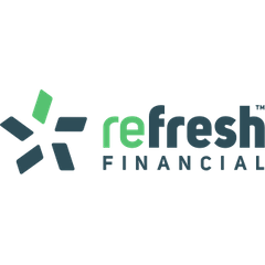 Logo of Refresh Financial