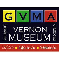 Logo of Greater Vernon Museum and Archives