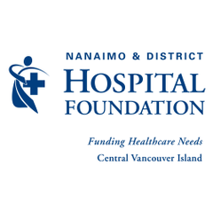 Logo of Nanaimo & District Hospital Foundation