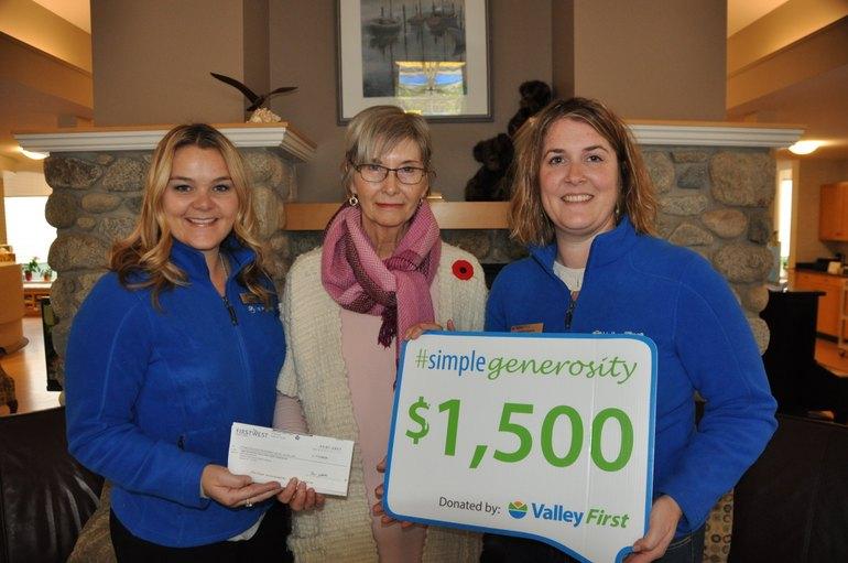 Langley Food Bank Volunteer