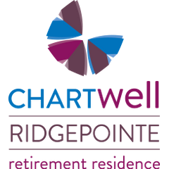 Logo of Chartwell Ridgepointe Retirement Residence