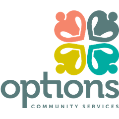Logo of Options Community Services