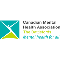 Logo of Canadian Mental Health Association Battlefords Branch