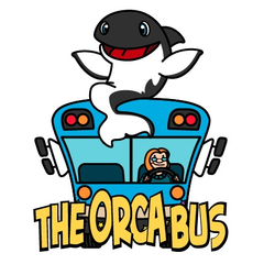 Logo of ORCA Bus Powell River