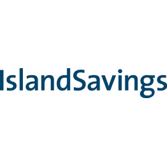 Logo of Island Savings a division of First West Credit Union