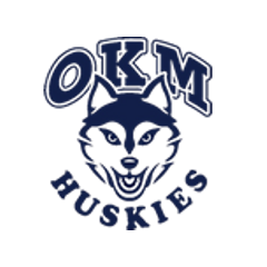 Logo of OKM Huskies Student Group