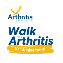 Logo of Arthritis Society of B.C. - Interior Region