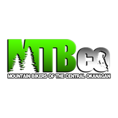 Logo of Mountain Bikers of the Central Okanagan