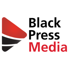 Logo of Black Press Media