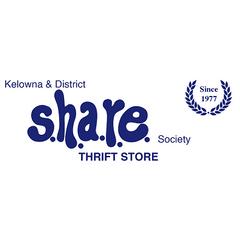 Logo of Kelowna & District Share Society