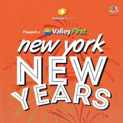 Logo of Valley First New York New Years