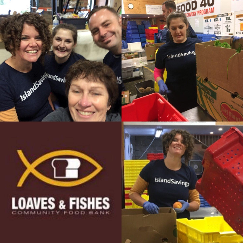 Loaves And Fishes Food Bank Nanaimo