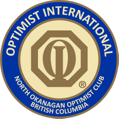 Logo of North Okanagan Optimist Club