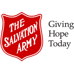 Logo of The Salvation Army - Cascade Community Ministries
