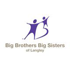 Logo of Big Brothers Big Sisters of Langley