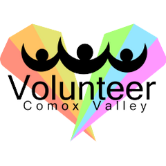 Logo of Volunteer Comox Valley