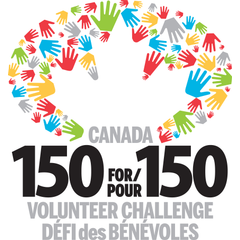 Logo of Volunteer150for150