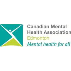 Logo of Canadian Mental Health Association - Edmonton