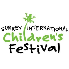 Logo of Surrey International Children's Festival